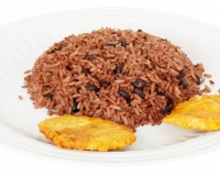 Rice-and-Tostones